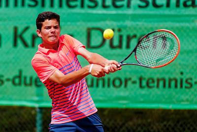 02c Natan Rodrigues - Kreis Düren Junior Tennis Cup 2016