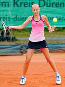 03b Darya Astakhova - Kreis Düren Junior Tennis Cup 2016