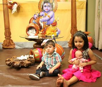 Krishna Photo Set