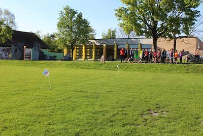 Löchlitrainining Schulhaus Letzi, 2016
