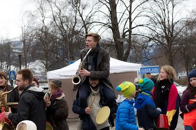 Stuntkonsert + Jazzparade