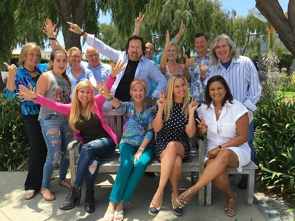 Leadership Manhattan Beach Board of Directors with Kathleen Terry & Wende Nichols-Julien