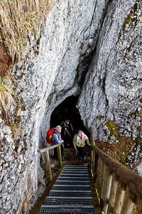 01-01-16 Lamoura - La Grotte du Célary et la Chaux Berthod