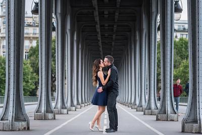 Laura & Anthony Paris
