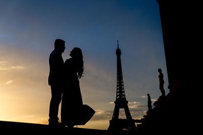 Laura & Esteban Paris
