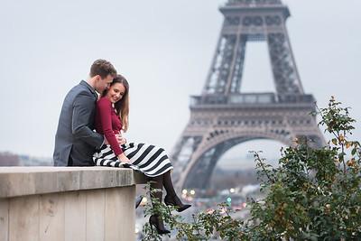 Lauren & Dougy Paris