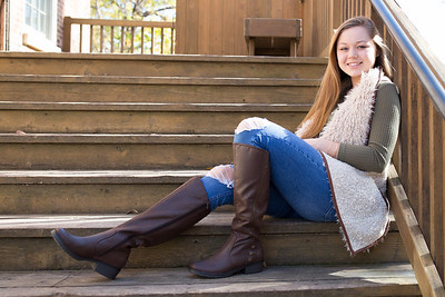 Lauren's Senior Photos 11.5.2016