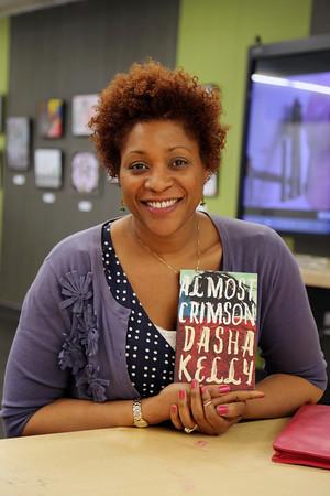 Dasha Kelly Book signing and Writing Workshop
