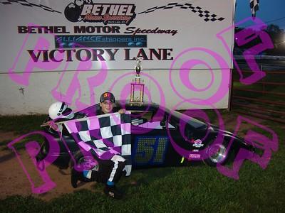 08-27-16 Bethel Motor Speedway