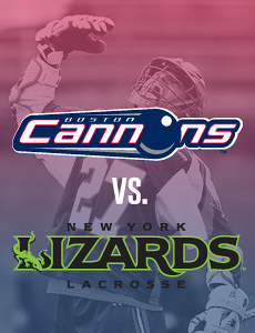 MLL: Lizards at Cannons
