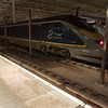 Eurostar 373008 just arrived at St.Pancras International in new livery.
