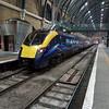 Hull Trains 180102 at Kings Cross.