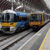 332004 & 166201 at Paddington.