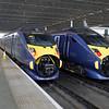 395020 (L) & 395013 at St.Pancras International.