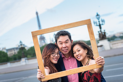Lourds family Paris