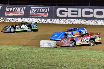 Chad Simpson (25), Dennis Erb, Jr. (28) and Tim McCreadie (39)