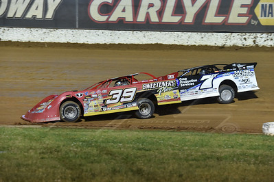 Tim McCreadie (39) and Jared Landers (777)