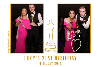Lucy's 21st - 0002