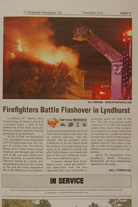 1st Responder Newspaper - November 2016