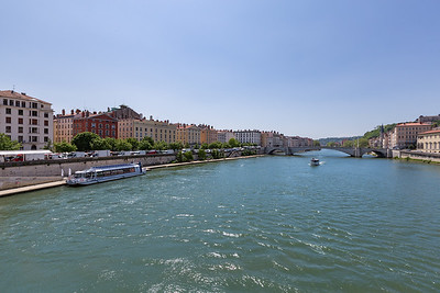 The River Saône