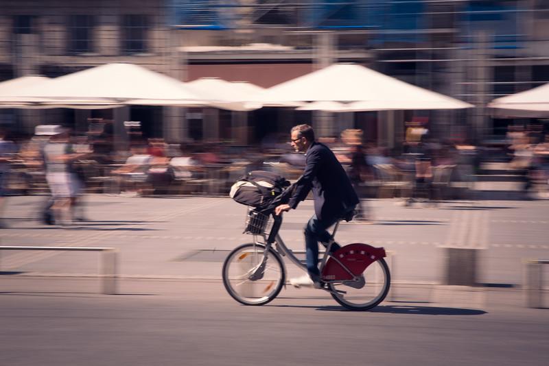 Boris Bike, Lyonaise style