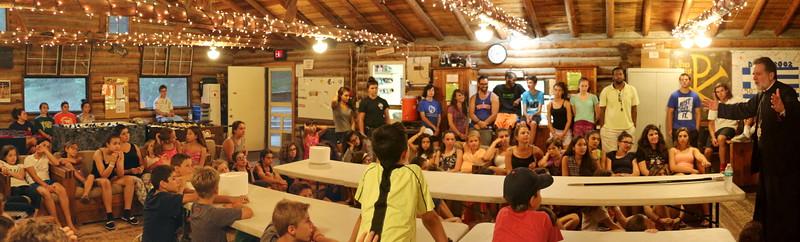 Metropolis of Detroit Summer Camp Visit