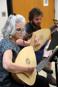 """Lutes, Bandora, Cittern Ensemble,"" taught by MEMF faculty Grant Herreid"