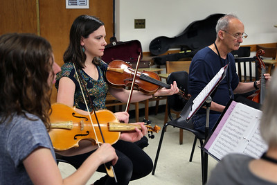 """Viol and Violin Technique,"" taught by MEMF faculty Robert Eisenstein"