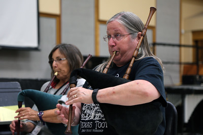 """Wake-Up Bagpipes, Redux!,"" taught by MEMF faculty Joan Kimball"