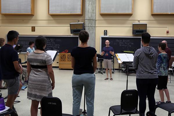 Balanced, Not Blended: Ensemble Singing
