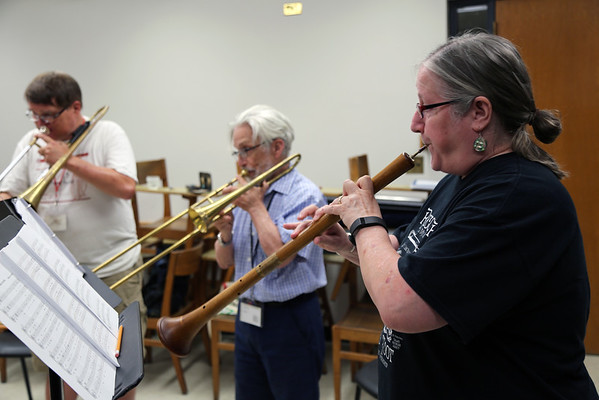 Intermediate Loud Band: The Art of the Waytes
