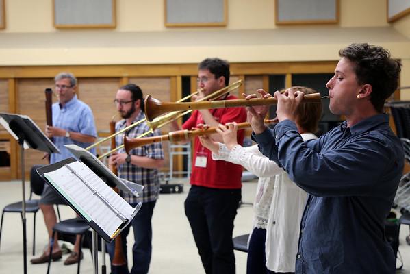 Advanced Loud Band: Repertoire and Technique