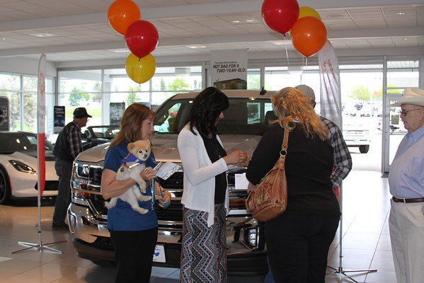 MTN Chevy Raffle Give-a-way