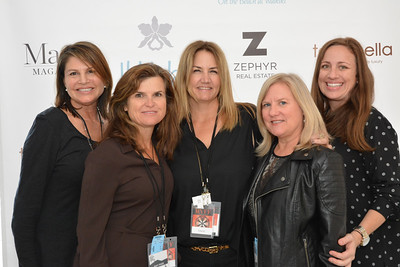 Lesley Cesare, Mimi Towle, Kirstie Martinelli, Dana Horner and Leah Bronson