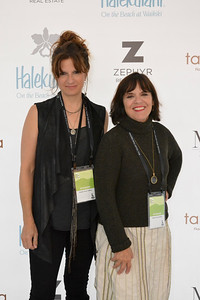 Suzanne Grey McSweeney and Donna Seager Liberatore