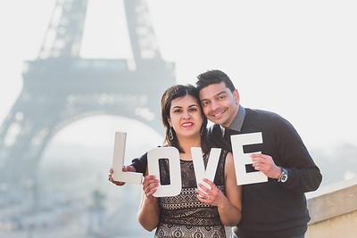 Malini & Rajiv Paris