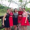 Athena, Mallori, Scout, Genna, Megan