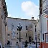 Outside Wignacourt Museum, Rabat
