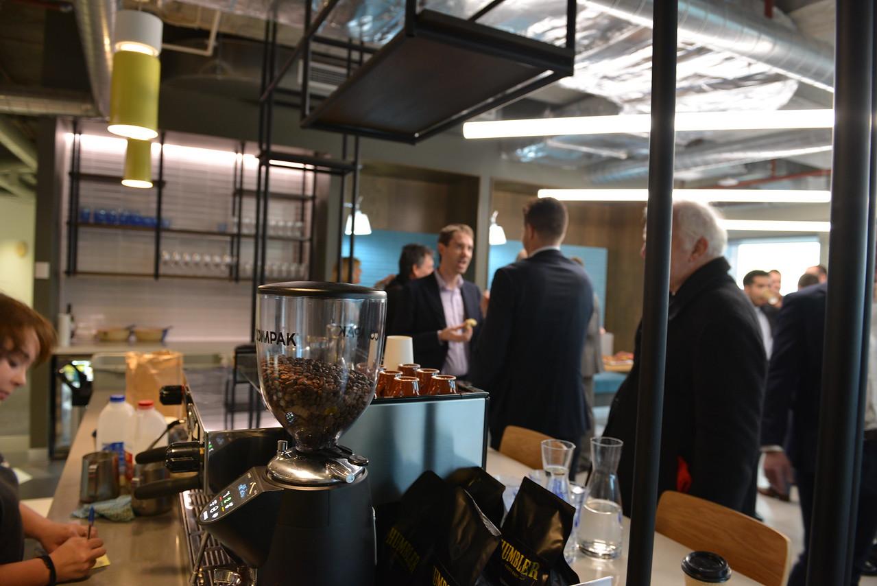 Marcellin Business Network Breakfast June 2016