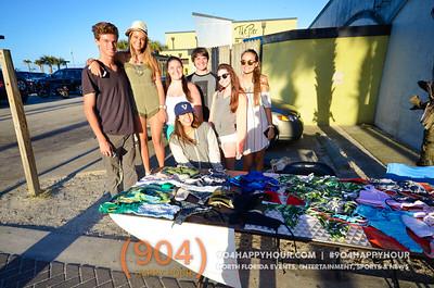 Jax Beach Art Walk - 3.8.16
