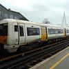 Southeastern Class 376 Electrostar no. 376027 at London Charing Cross.