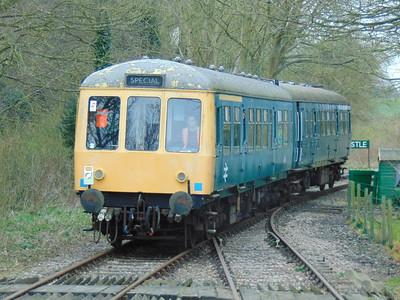 East Kent Railway & Canterbury, 26th March 2016