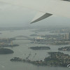 Arriving into Sydney