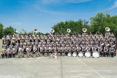 20160812 Marching Band 2016-2017