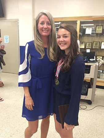 May 16: Hailey's Track Banquet