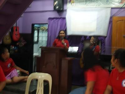 May 2016 PBC Women's Fellowship
