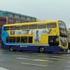 Dublin Bus Volvo Wright Eclipse Gemini 142-D-15781 SG55 on O'Connell Bridge on the 4.