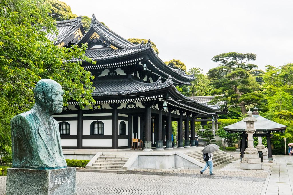 Kamakura Hase-Kannon Buddhist Temple