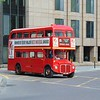 Stagecoach London AEC Routemaster ALM60B RM2060 at Tower Gateway on the 15 to Trafalgar Square.