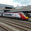 Virgin Trains Class 390 Pendolino no. 390137 at London Euston.